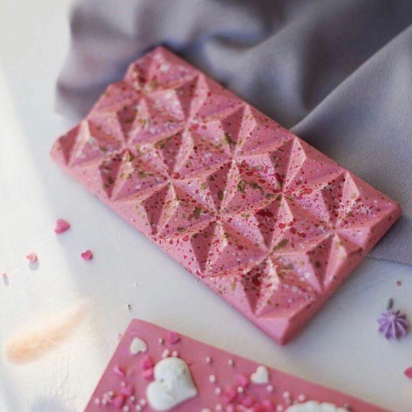 Плиточный шоколад ручной работы