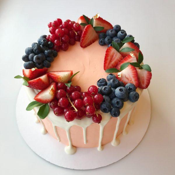 Торт соблазн