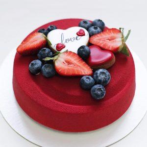 Торт муссовый №1