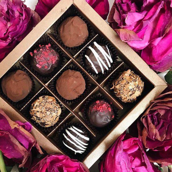 """Шоколадные конфеты """"Трюфель"""""""