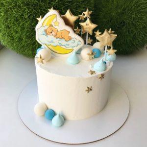Детский торт (начинка соблазн)